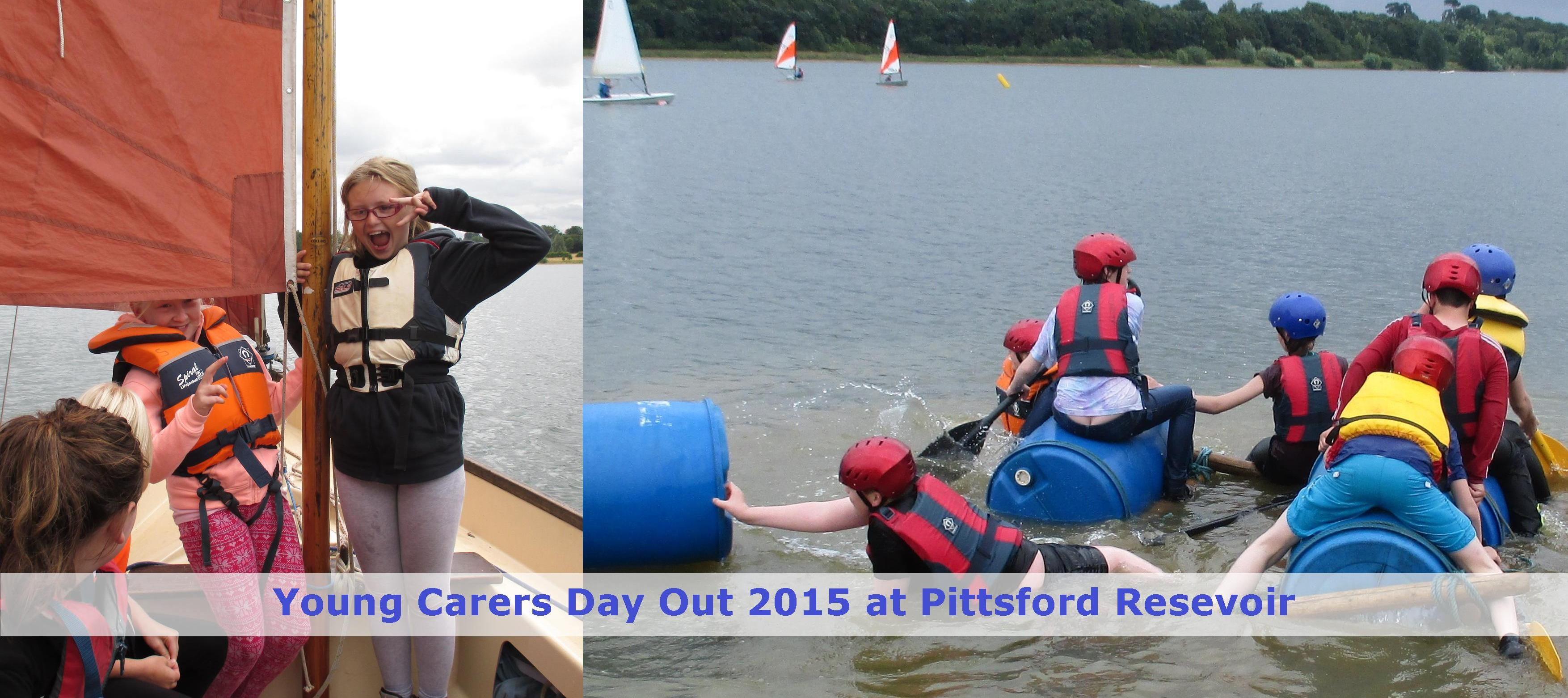 young carers day out 2015