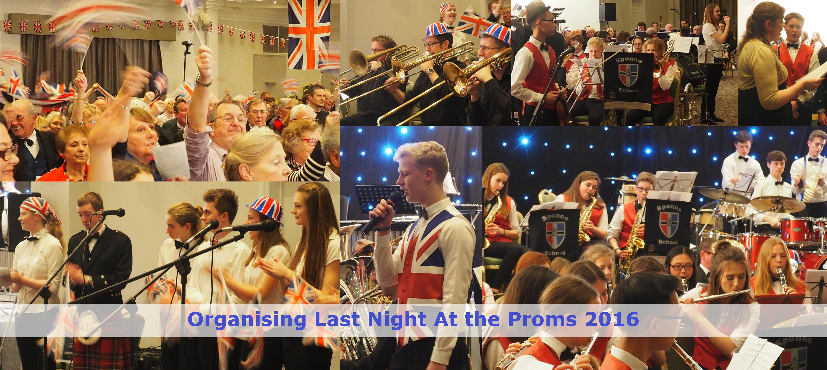 Last night at the proms 2016