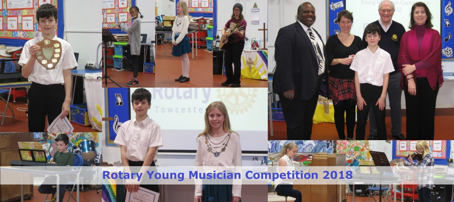 rotary young musician 2018